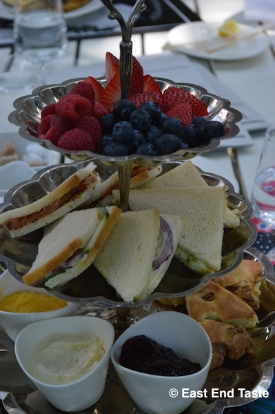Afternoon Tea At The Living Room Part 95