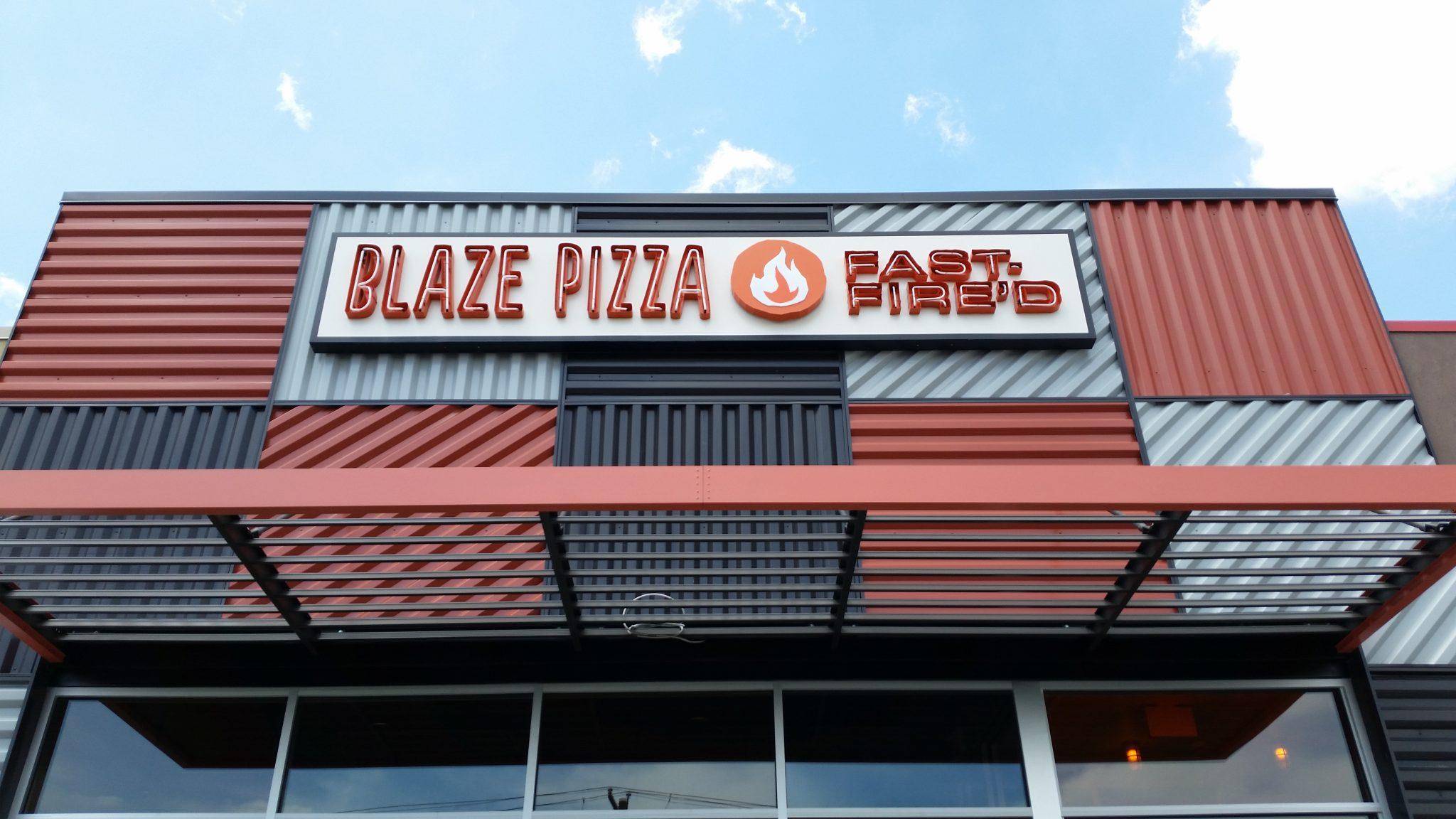 Blaze Pizza – West Babylon