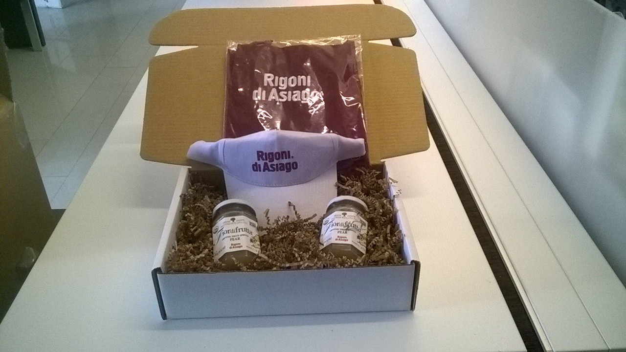 Specialty Food Friday: Rigoni di Asiago Review and Giveaway