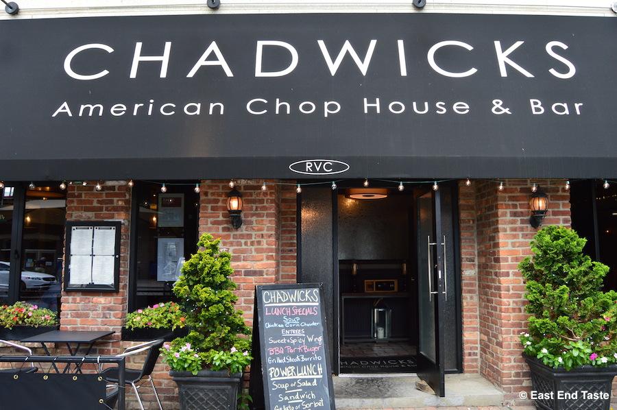 Chadwicks American Chop House Bar East End Taste The Hampton