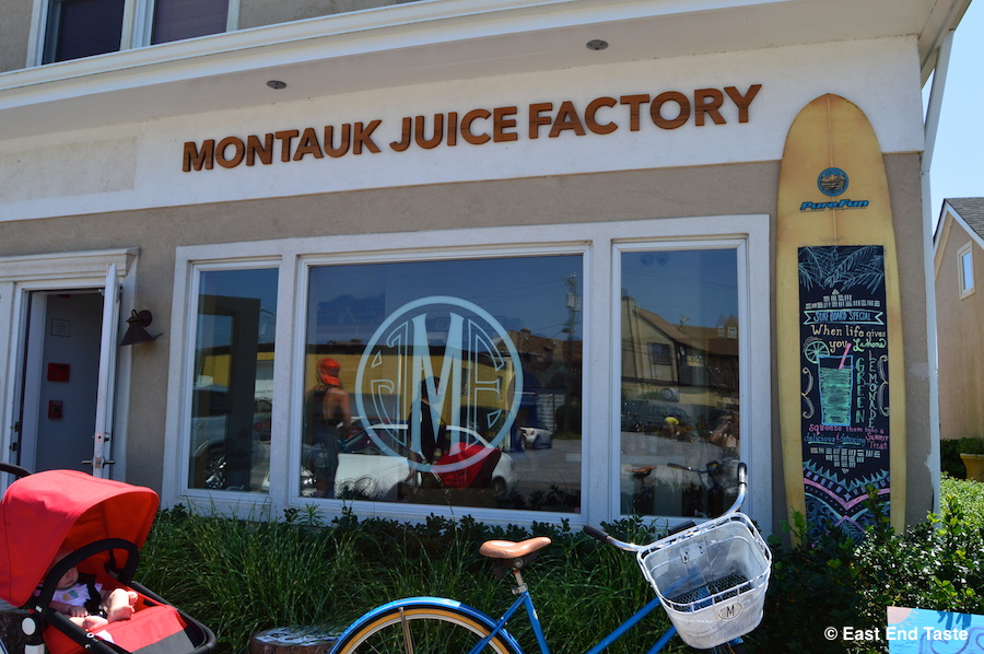 Drink It Tuesday: Montauk Juice Factory