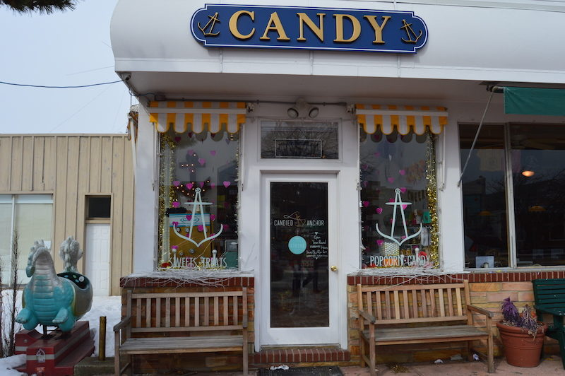 the candied anchor east end taste