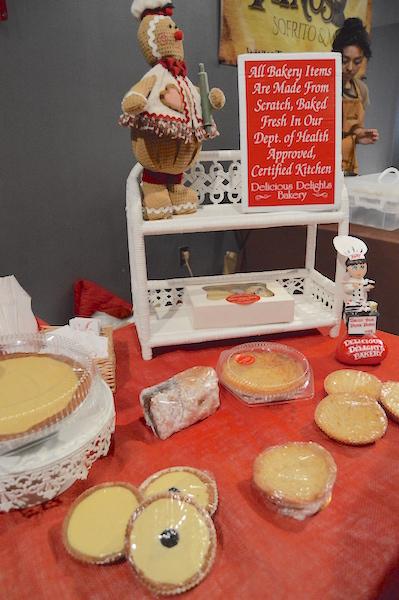 delicious delights bakery