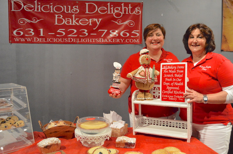 Sweet Sunday: Delicious Delights Bakery