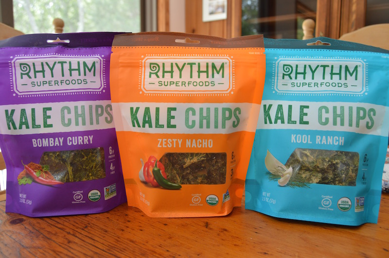 Specialty Food Friday: Rhythm Superfoods' Kale Chips