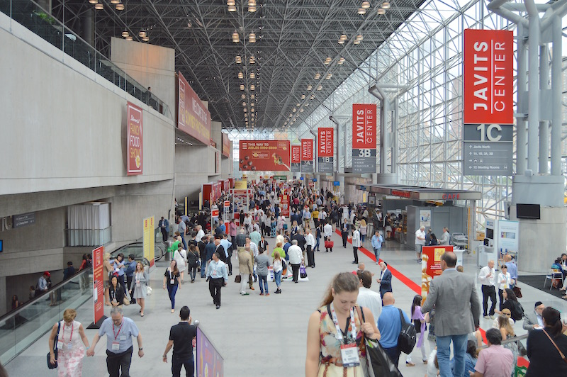 Brand New Finds at the Summer Fancy Food Show