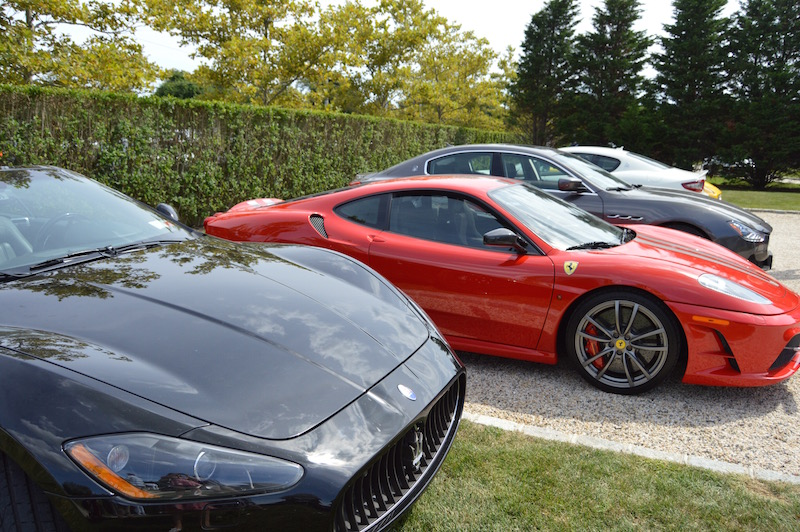 A Private Brunch With Ferrari Maserati Of Long Island Hosted By Rand Luxury