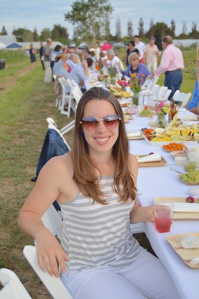 Farm benefit East Hampton