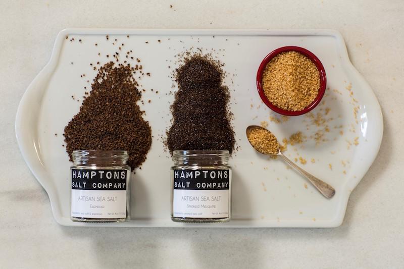 Hamptons Salt Espresso and Mesquite