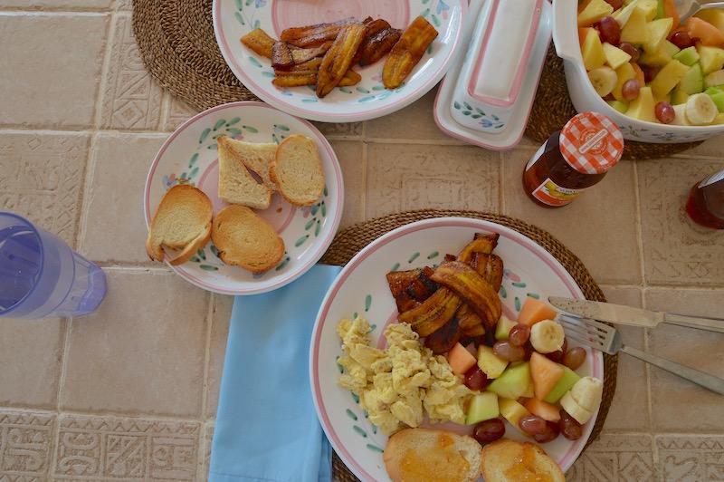 Antigua and Barbuda breakfast