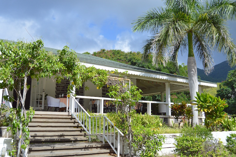 Olveston House Montserrat