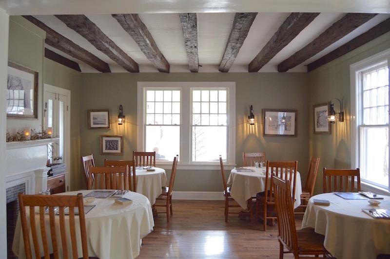 Mill House Inn Breakfast