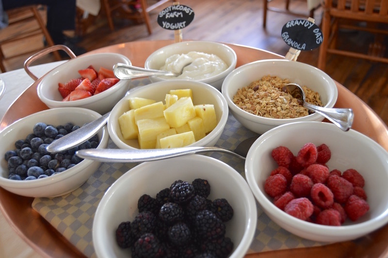 The Mill House Inn Breakfast Giveaway (Two Winners!)
