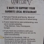 Cowfish Hampton Bays