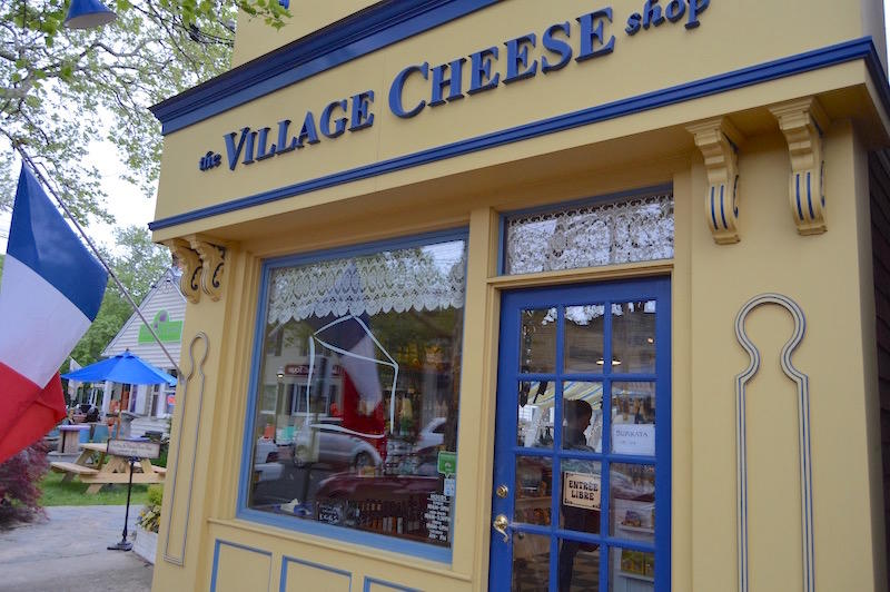 village cheese shop
