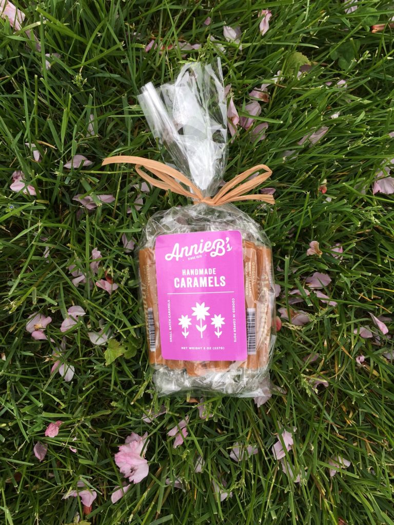 Sweet Sunday: Celebrate Spring with Annie B's Caramels