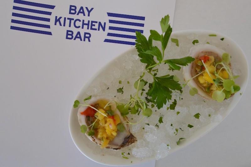 bay kitchen bar