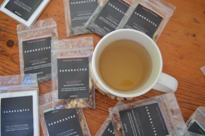 Sahara Tea
