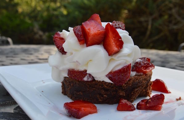 Nocciolata Brownie