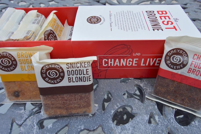 Sweet Sunday: Greyston Brownies