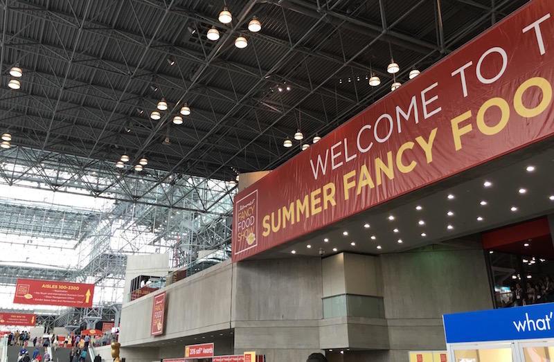 Summer Fancy Food Show 2016