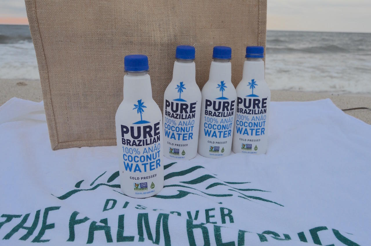 Pure Brazilian Coconut Water