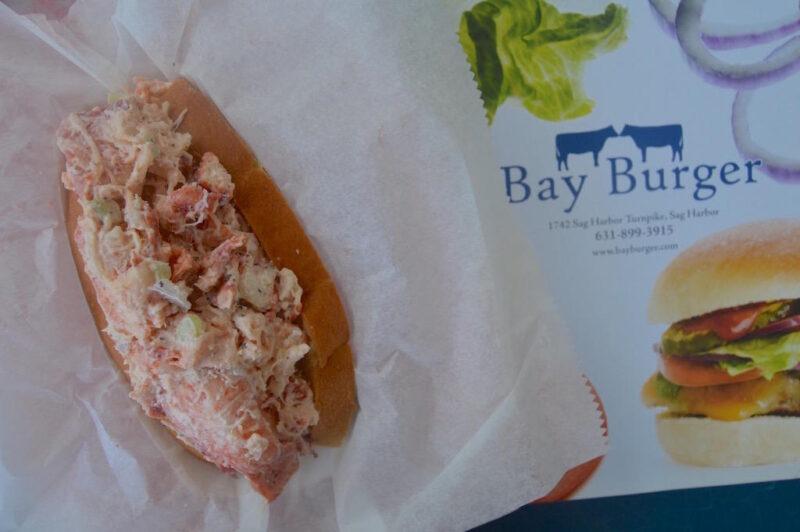 Bay Burger Lobster Roll