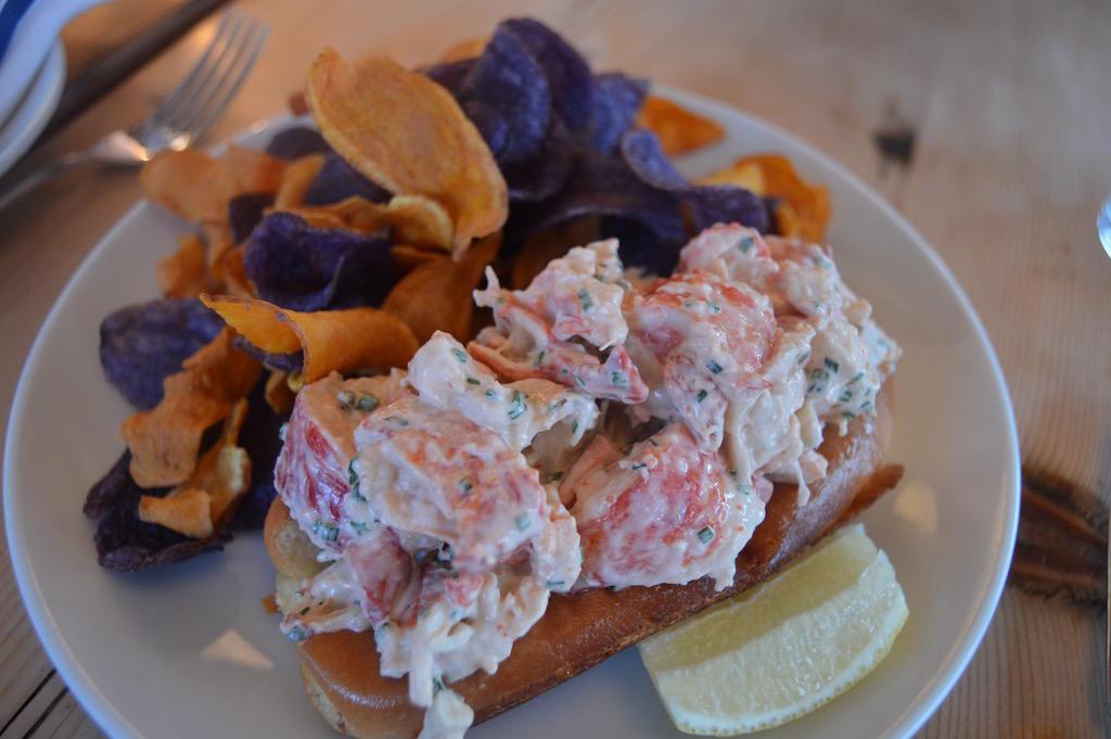 Ruschmeyer's Lobster Roll