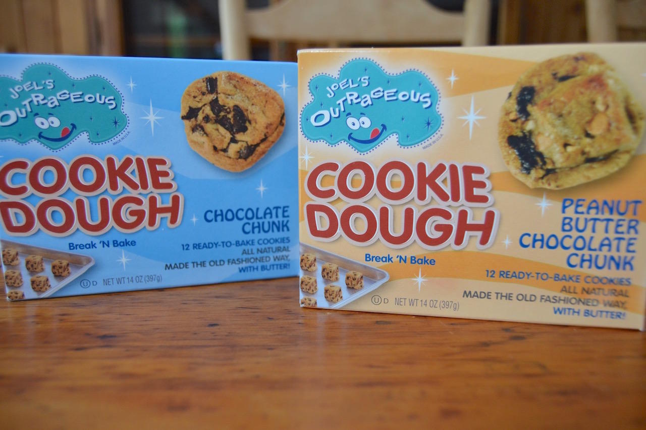 Joel's Outrageous Cookie Dough