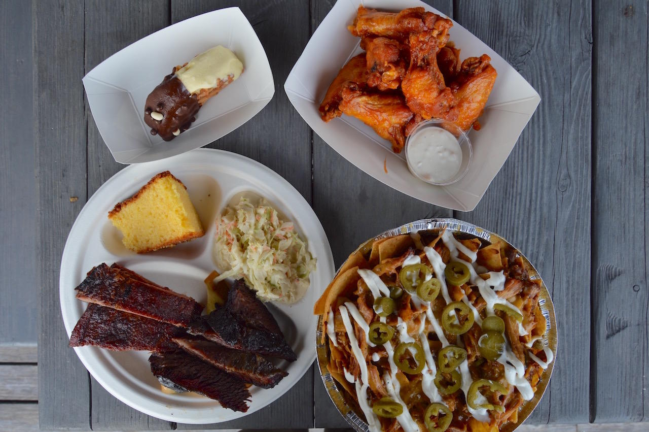 New Favorites at Townline BBQ in Sagaponack