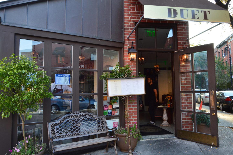 Duet Restaurant in NYC