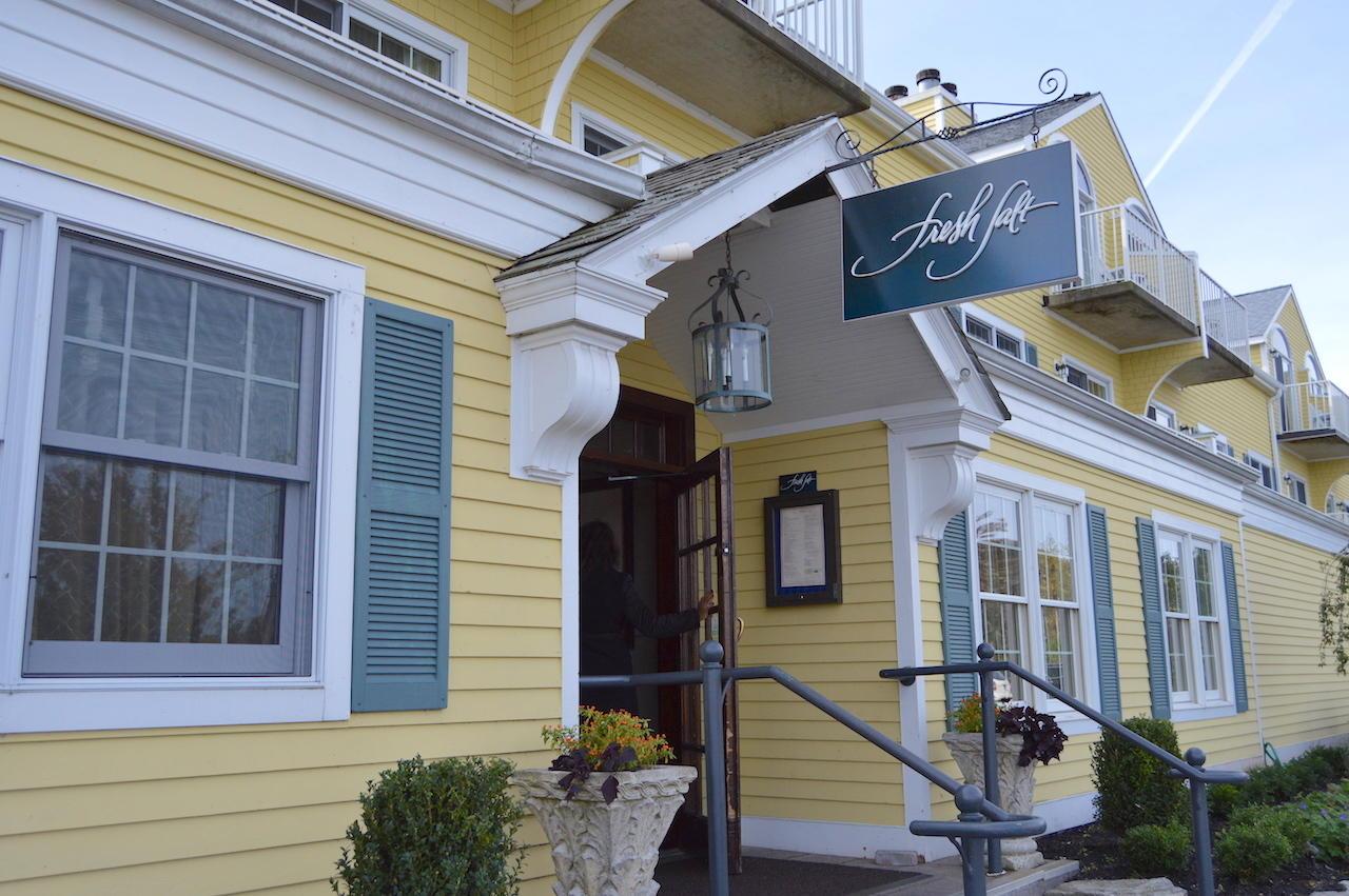 Fresh Salt Saybrook Point Inn Spa