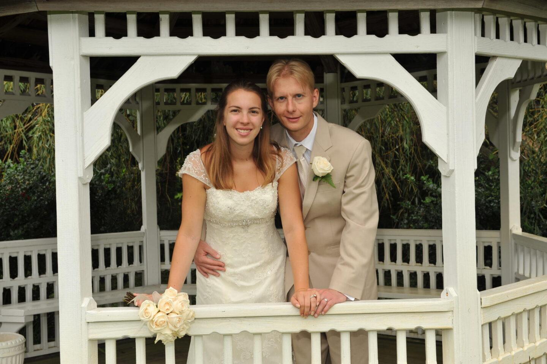 Vanessa and Kris Gordon