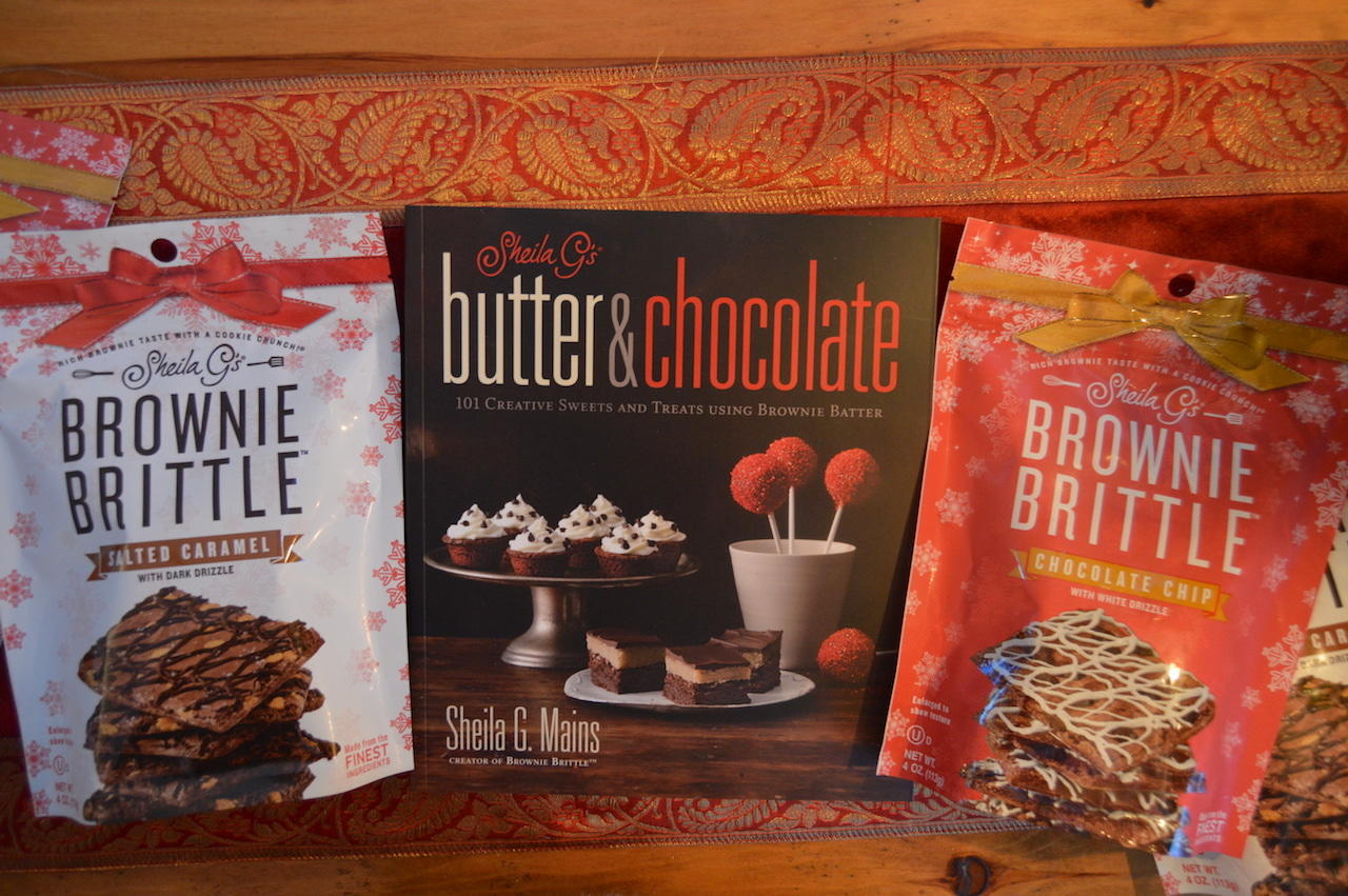 Sweet Sunday: Brownie Brittle Holiday Flavors