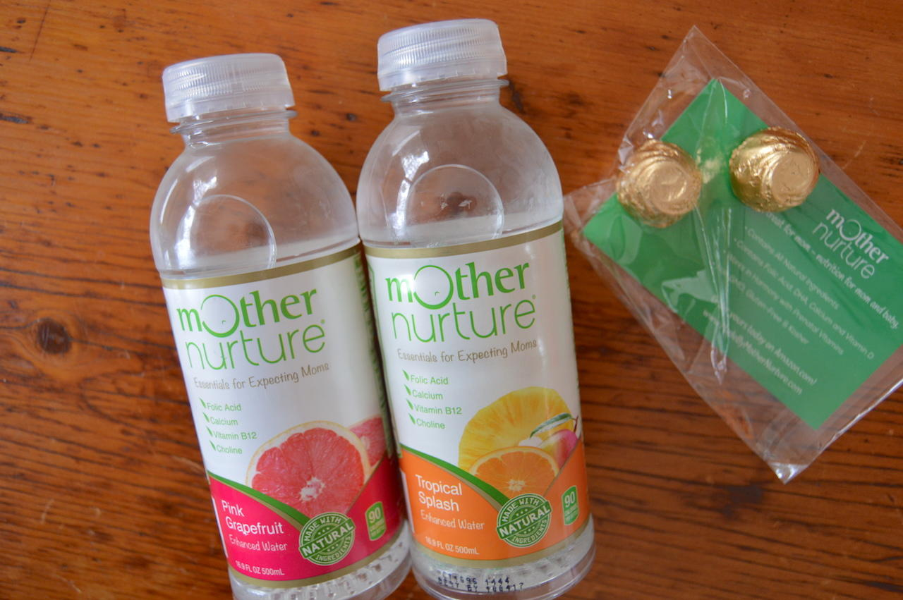 Mother Nurture Truffles and Enhanced Waters