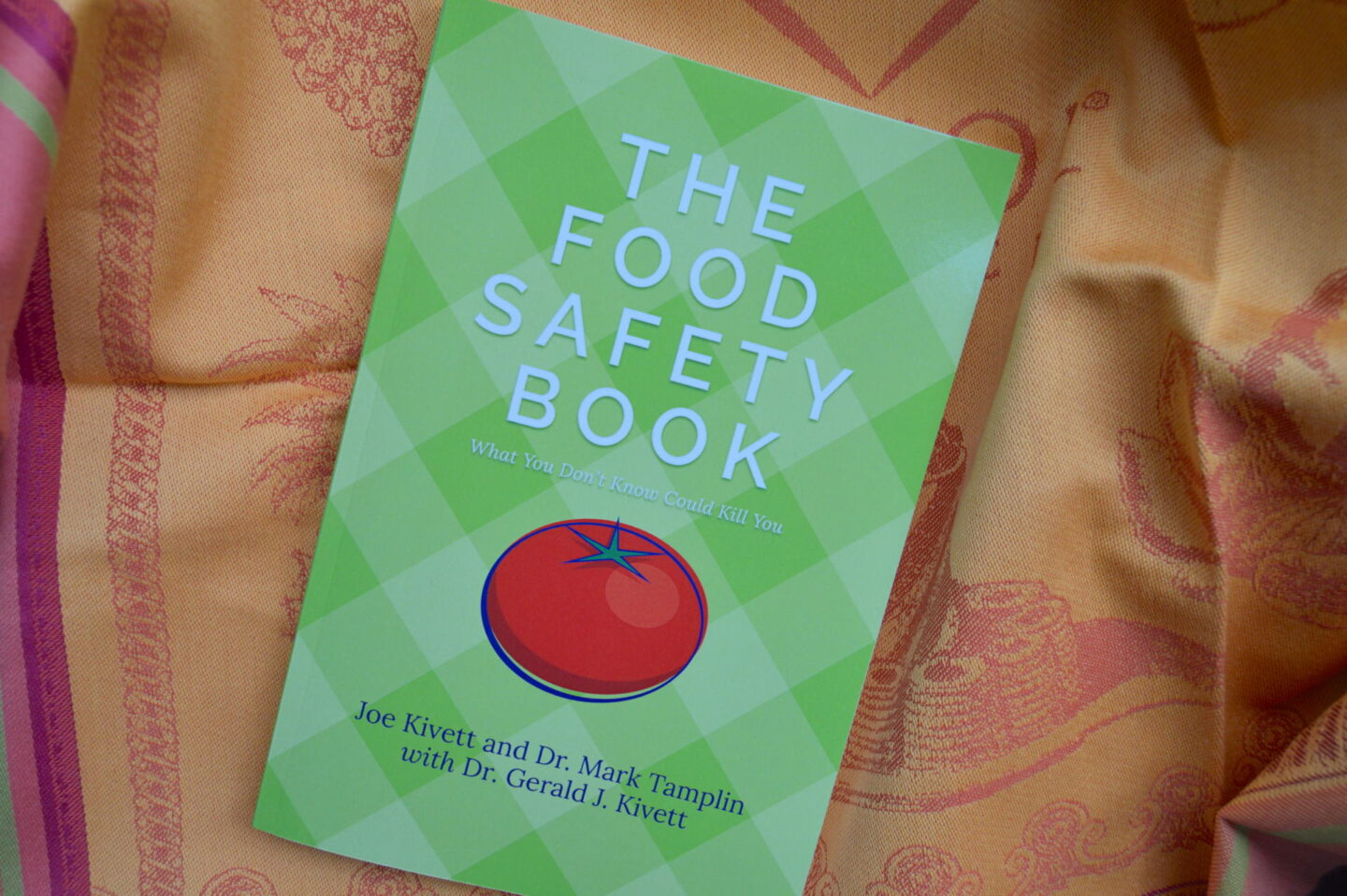 The Food Safety Book Giveaway