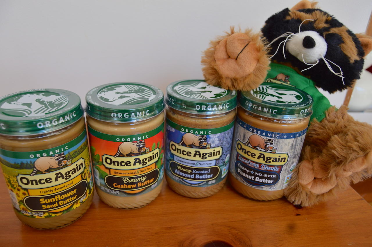 Specialty Food Friday: Once Again Organic Nut & Seed Butter