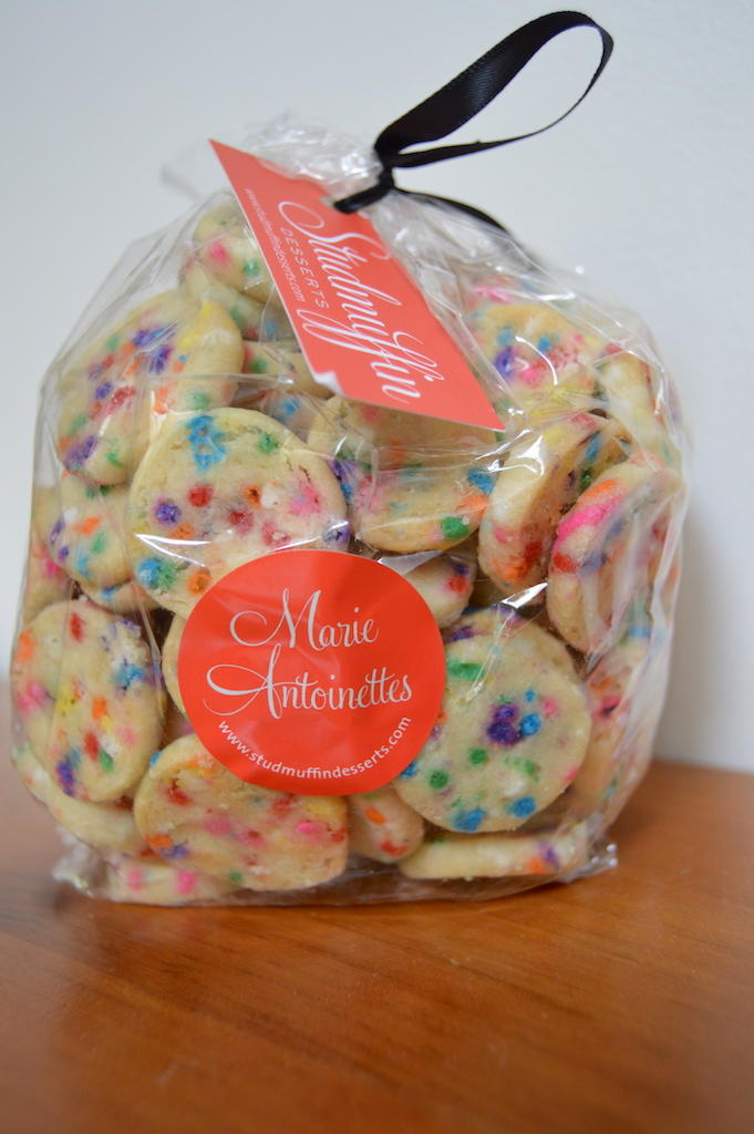 Sweet Sunday: Marie Antoinettes Cookies by Studmuffin Desserts