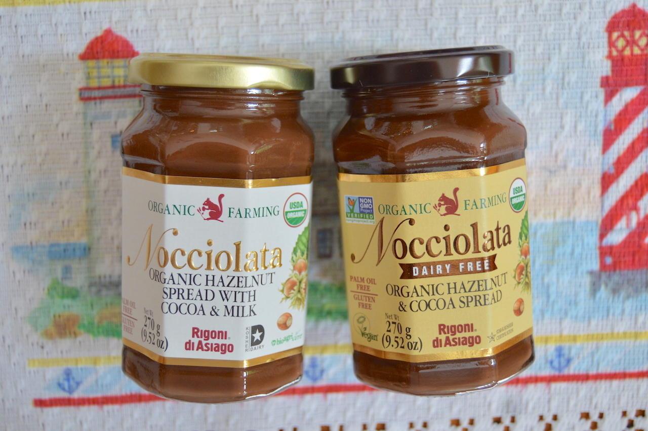 Nocciolata Organic Dairy Free Hazelnut & Cocoa Spread Giveaway