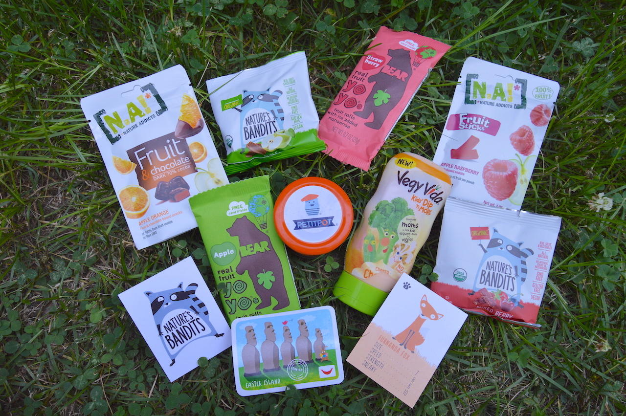 Summer Fancy Food Show Launches Child Friendly Snacks