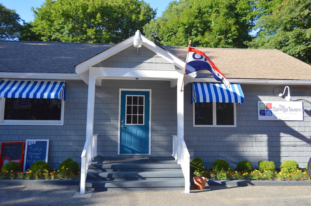 The Springs Tavern East Hampton