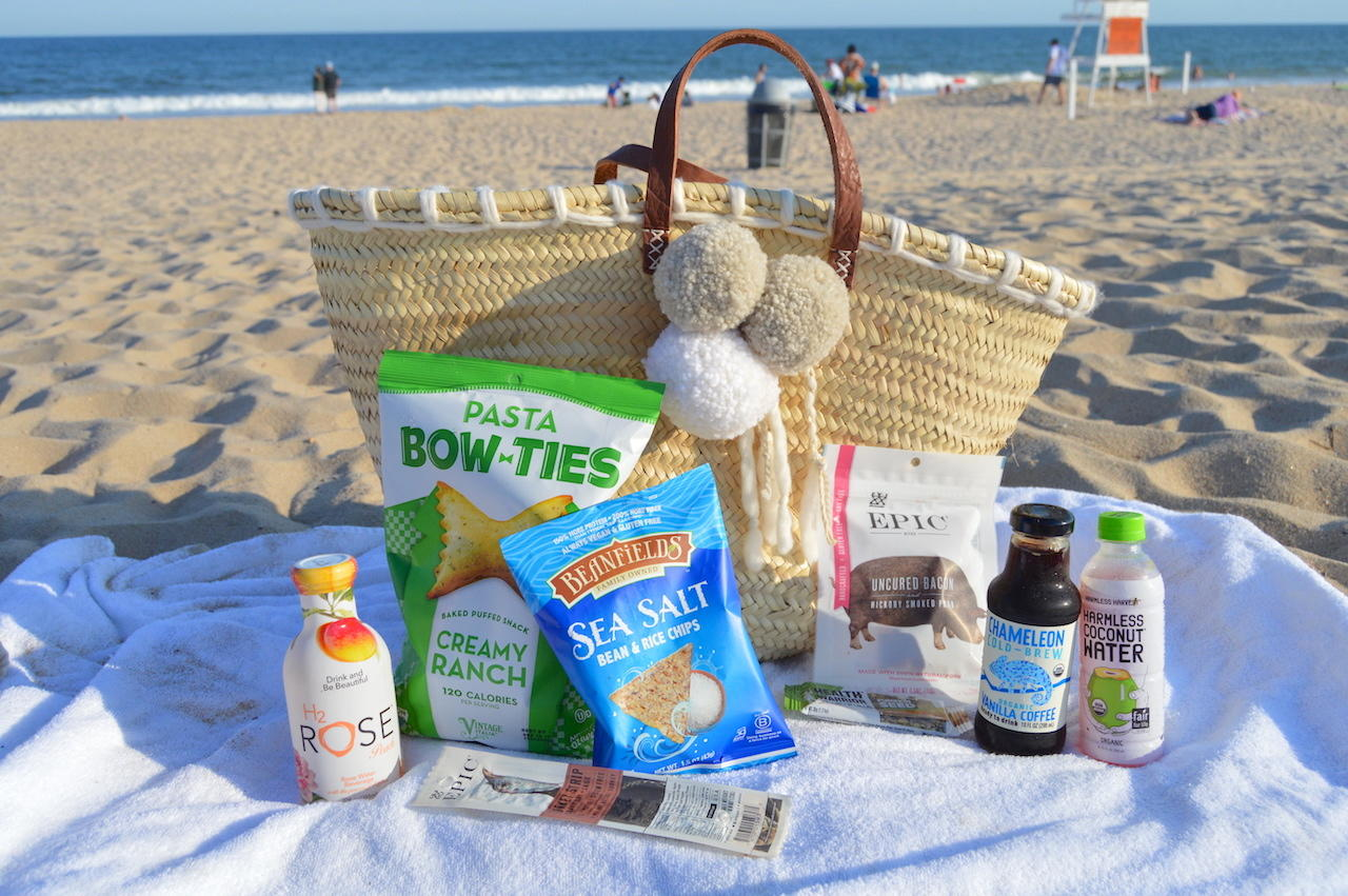 Best Beach Snacks for Labor Day Weekend