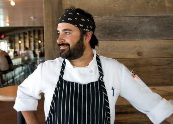 An Interview with Chef James Tchinnis of Swallow East
