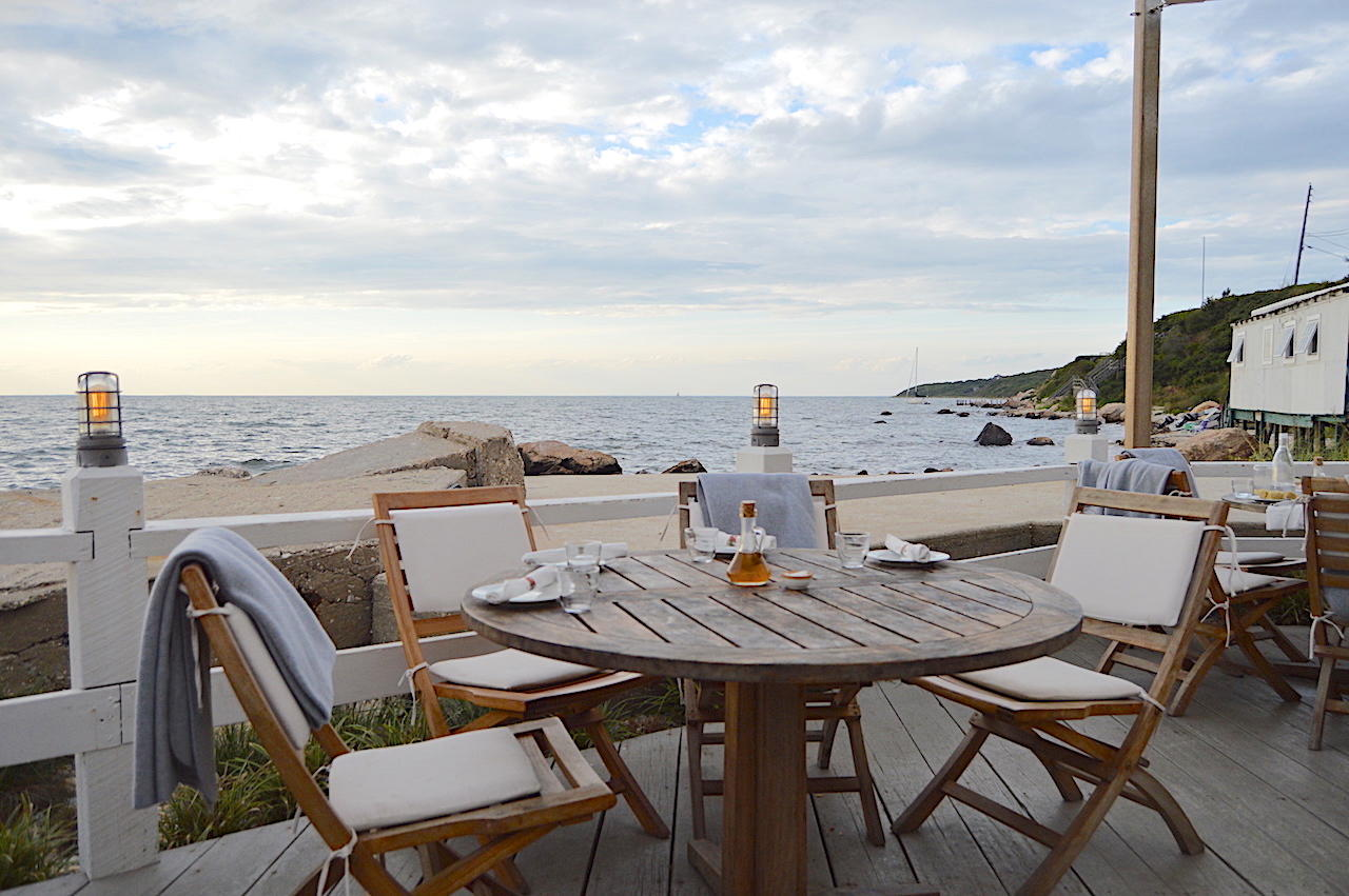 Duryea's Lobster Deck in Montauk