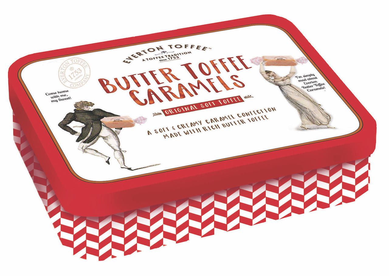 Everton Toffee Caramels