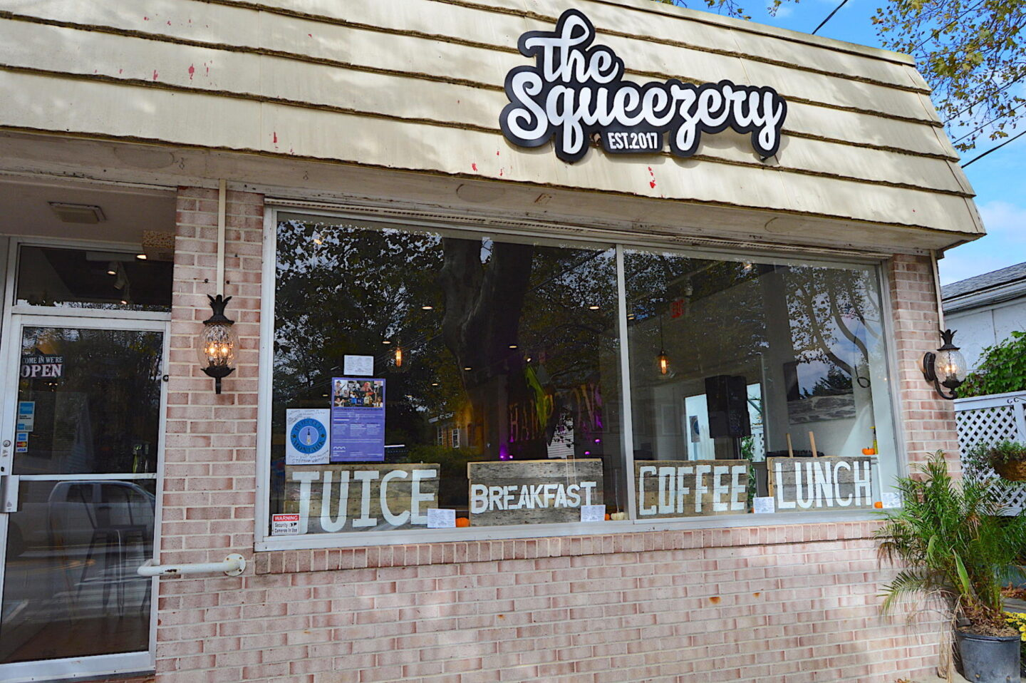The Squeezery in Amagansett