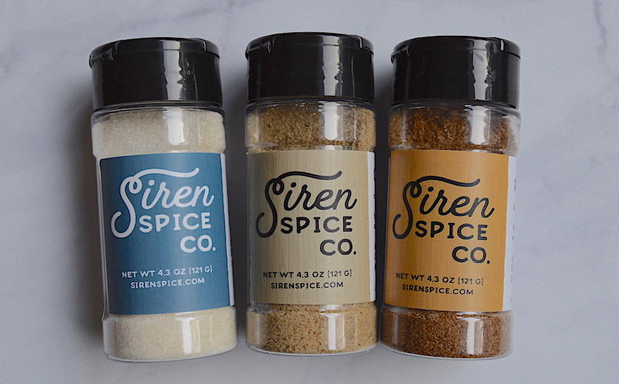 Siren Spice Co. Cane Sugar