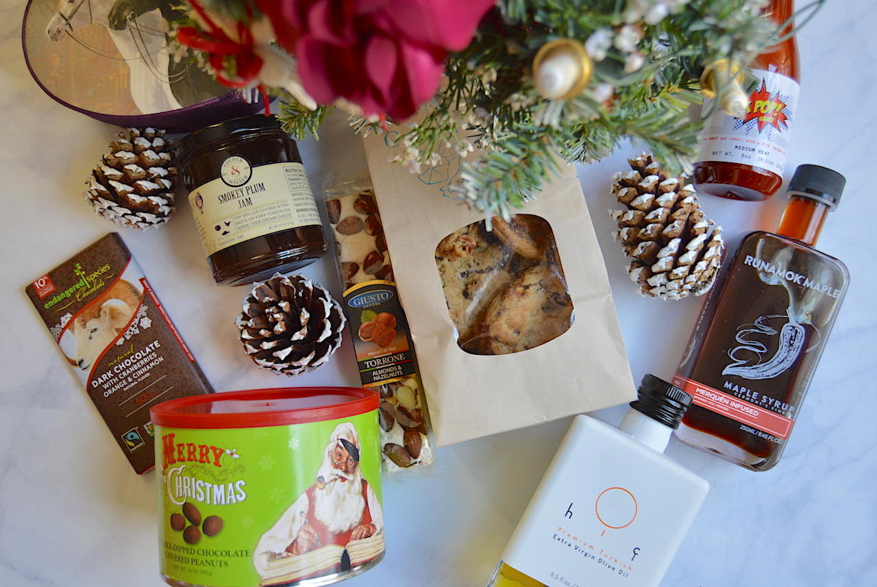 Holiday Specialty Food Gift Guide 2017