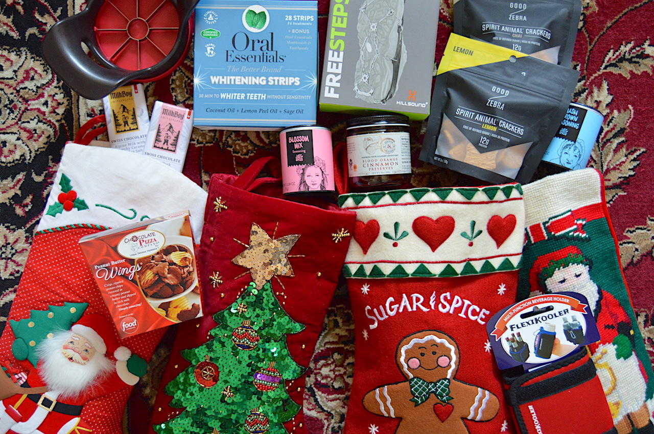 Holiday Stocking Stuffer $40 & Under Gift Guide 2017