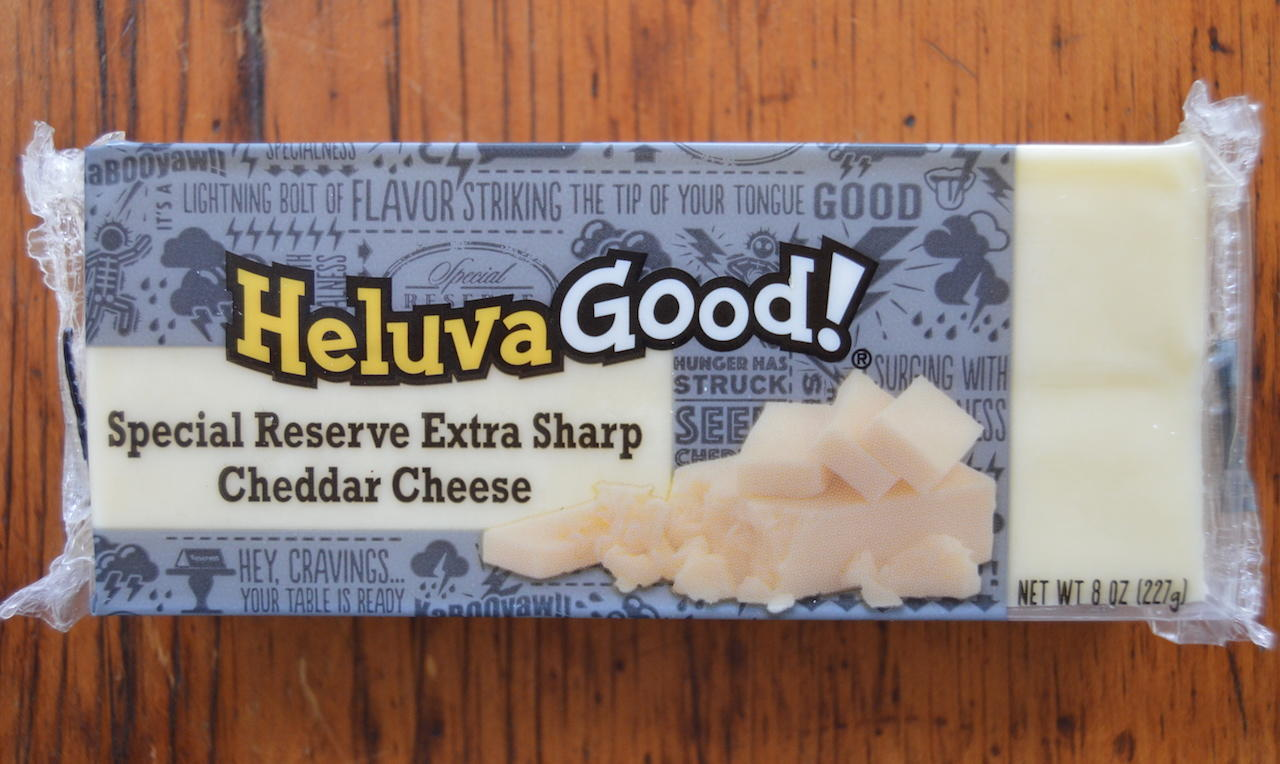 Heluva Good! Cheese